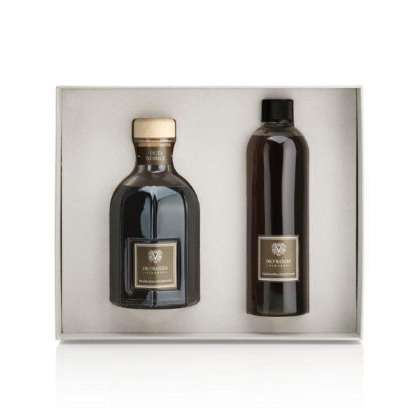 dr vranjes oud nobile gift box 500ml ricarica 500ml frv19 a42