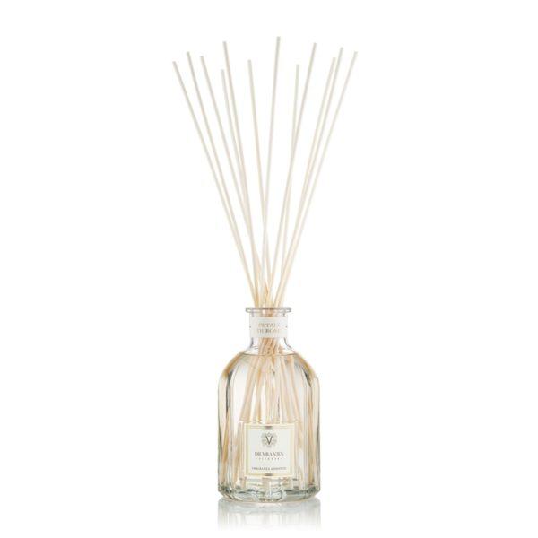 dr vranjes petali di rose diffusore bamboo frv0030c