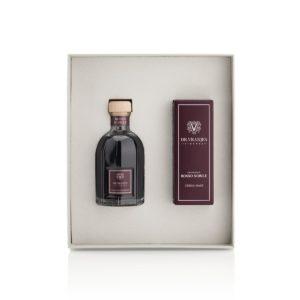 dr vranjes rosso nobile gift box 100ml crema mani frv18 g16