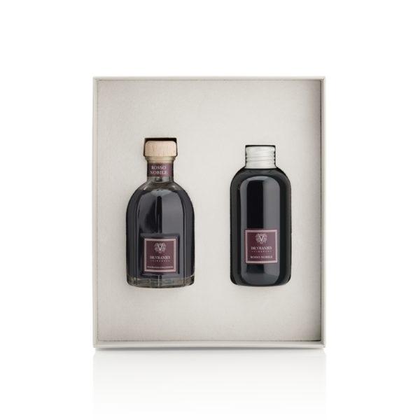 dr vranjes rosso nobile gift box 100ml ricarica 150ml frv17 b16