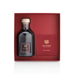 dr vranjes rosso nobile gift box 500ml set decor frv20 f16