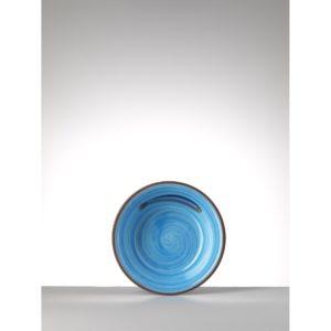 mario luca giusti piatto aimone fondo azzurro h pia aim3