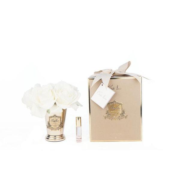 7 rose champagne scatola