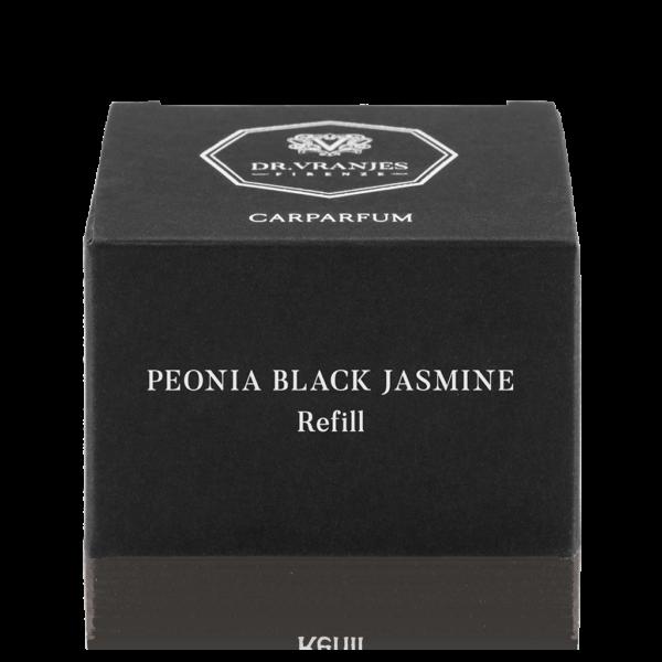Carparfum cialda box F PEONIA BLACK JASMINE