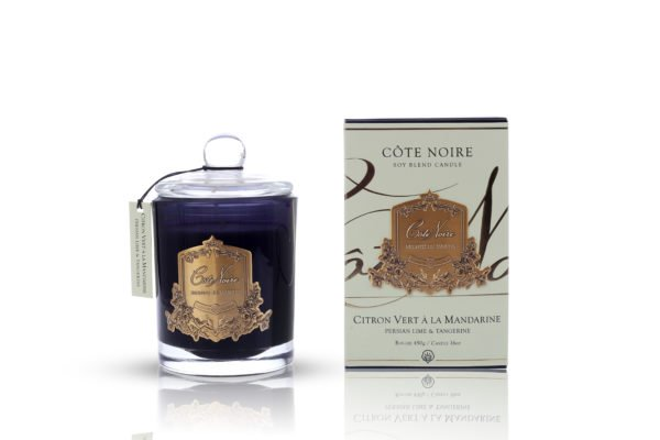 limited edition 450g candle 4s Persian Lime Tangerine scaled